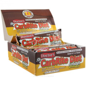 Doctor's CarbRite Diet Bars, S'Mores - 12 bars by Universal Nutrition M