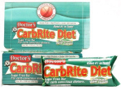 Doctor's CarbRite Diet Bars, Chocolate Mint Cookie - 12 bars by Universal Nutrition M