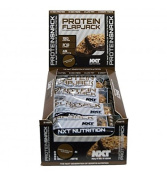 NXT Protein Flapjacks 12 x 75g - Chocolate Chip