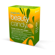 Beautycandy - Orange Flavour Candies with Collagen Protein / 24g