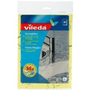 Vileda Spongidou 4012047 Square Dishcloth - 3 Pack - Set of 2