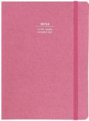 Nava Everything Medium Notebook, Rose