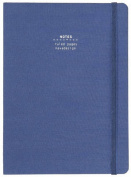 Nava Everything Pocket Notebook, Light Blue