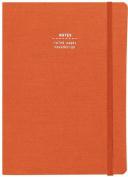 Nava Everything Pocket Notebook, Orange
