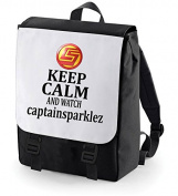 CAPTAINSPARKLEZ BACKPACK