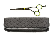 Hair Tools Haito Kuro Offset 14cm Scissor - Black