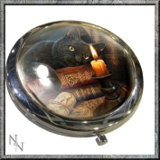 THE WITCHING HOUR COMPACT HANDBAG MIRROR LISA PARKER NEMESIS NOW