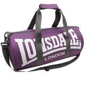 Lonsdale Barrel Bag Gym Fitness Holdall