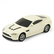 Aston Martin Vantage V12 Coupe USB Memory Stick 4Gb - White