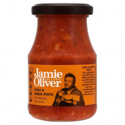 Jamie Oliver Chilli & Garlic Pesto
