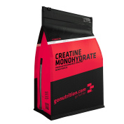GoNutrition Creatine Monohydrate Powder - Unflavoured - 1kg - Free Scoop