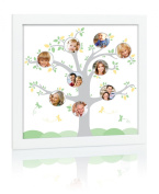 Tiny Ideas Family Tree Frame
