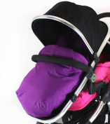 iCandy Type Lite Footmuff - Plum