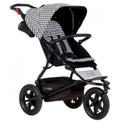 Mountain Buggy Urban Jungle Stroller Luxury Collection Pepita