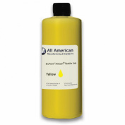 DTG Ink Yellow 1000ml Dupont Textile Ink for Direct to Garment Printers Ink