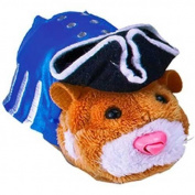 Zhu Zhu Pets Hamster Enchanted Outfits Footman