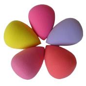 . Beauty Facial Makeup Blender Foundation Puff Sponges Colours by Random