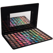 Bebeautiful Eyeshadow 88 Shades Palette, Shimmer