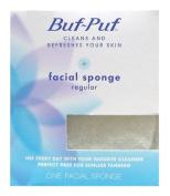 Buf-Puf Facial Sponge, Regular - 1 Ea, 2 Packs