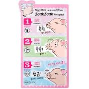 Mediheal PiggyMom SoakSoak Nose-Pack 10P Korean Beauty [Imported]