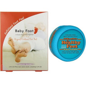 Baby Foot and Healthy Feet Starter Pack Combo