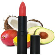 Pink Lipstick - All Natural, 85% Organic, Vegan & Gluten Free, Long Lasting, Deeply Nourishes, Moisturises, Hydrates & Improves Elasticity, No Toxic Chemicals - So What's Stopping You
