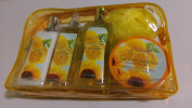 Sunflower Lemon Bath and Body Works Set