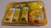 Sunflower Lemon Bath and Body Works Set