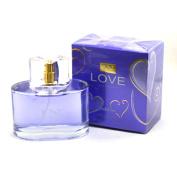 Estelle Ewen In Love Pour Femme for Women Eau de Parfum Spray, 100ml