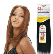 Milkyway Que Human Hair Weave YAKY 25cm - 2