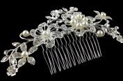 Crystal Jewellery Comb Bridal Headpiece Hair Clip Headband