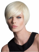 Marian® Fashion Layered Synthetic Short Straight Wigs for Women with a Wig Cap