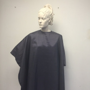 Shampoo Hair Cutting Salon Cape Grey