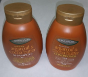 Argan Oil and Cocoa Butter Shampoo and Coditioner