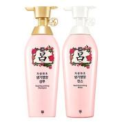 Ryeo Jasanghwacho Vitality Nutrition Shampoo 16.9oz(500ml) + Conditioner 16.9oz