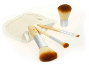 MyMei® Professional Makeup Cosmetic Tool Eyeshadow Powder Foundation Blending Brush Set with Case