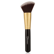 Soobest Nature Synthetic Bristle Angled Kabuki Makeup Brush Apply Bronzer, Cream Blush On The Cheek