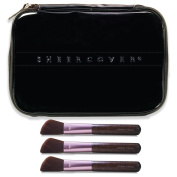 SHEER COVER STUDIO BRONZING BRUSH 4-PC. Collection
