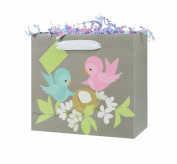 The Gift Wrap Company Gift Bags, Nesting, Small, 12 Count