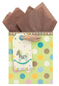 The Gift Wrap Company Gift Bags, Toy Chest, Small, 12 Count