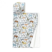 DwellStudio Hooded Towel, Safari