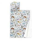 DwellStudio Hooded Towel, Safari