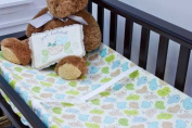 Nurture Imagination Changing Pad Cover, Nest