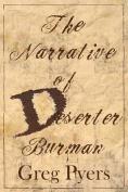 The Narrative of Deserter Burman