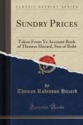 Sundry Prices