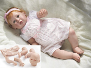 Reborn Doll Kit- All Grown Up- Makes a 50cm Soft Vinyl Baby Doll