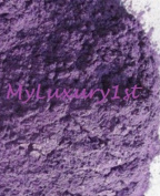 25ml Pure Purple Mineral Mica Powder DIY Natural Cosmetic Lip Nail Shimmer Soap Colour Dye 25g