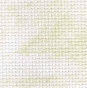 Zweigart 14ct Vintage Aida-46cm x 50cm Needlework Fabric - Country Cream