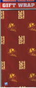 NCAA University of Southern California USC Trojans Gift Wrap
