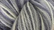 Hand Dyed Alpaca Silk Yarn, Hand Painted Chickadee, Dk Weight, 100 Grammes, 245 Yards, 70/30 Baby Alpaca / Mulberry Silk